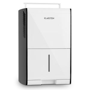 Klarstein Drybest 10, 10 l/24 h, bijelo-siva, uređaj za uklanjanje vlage iz zraka s filterom i kompresorom